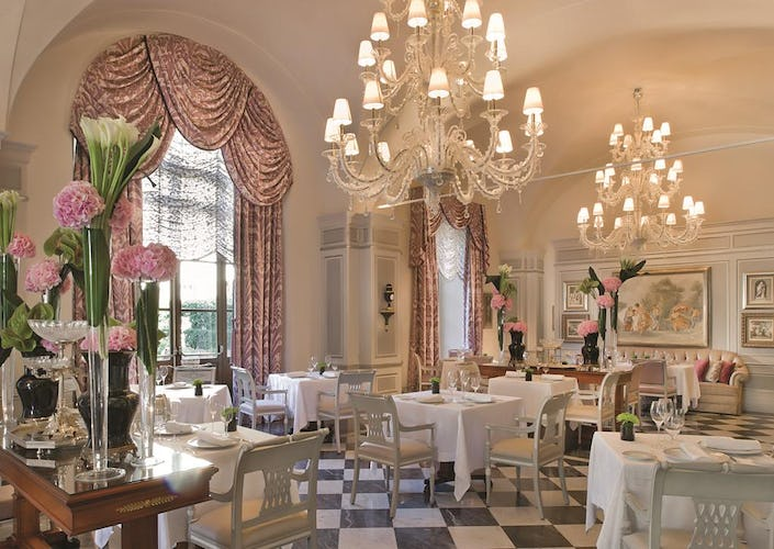 Four Seasons Hotel Firenze: On site bar and restaurant