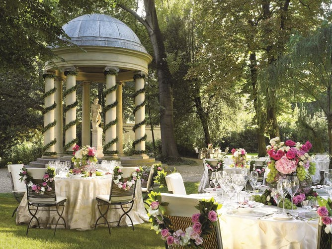 Four Seasons Hotel Firenze: Excellent wedding venue