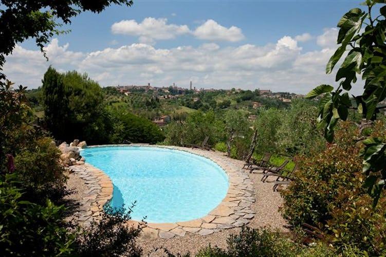 Frances Lodge Relais - Piscina Panoramica