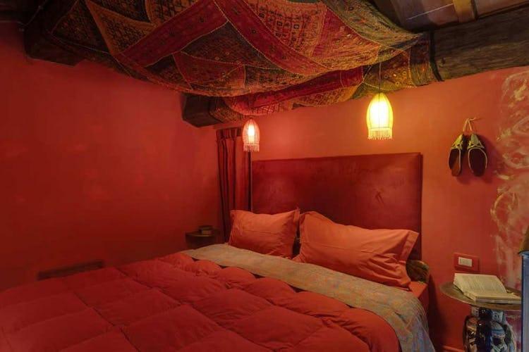 La suite marocchina, dall'inconfondibile stile colorato magrebino