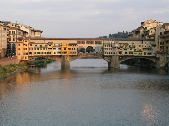 Gold Bridge - In the Florence Center