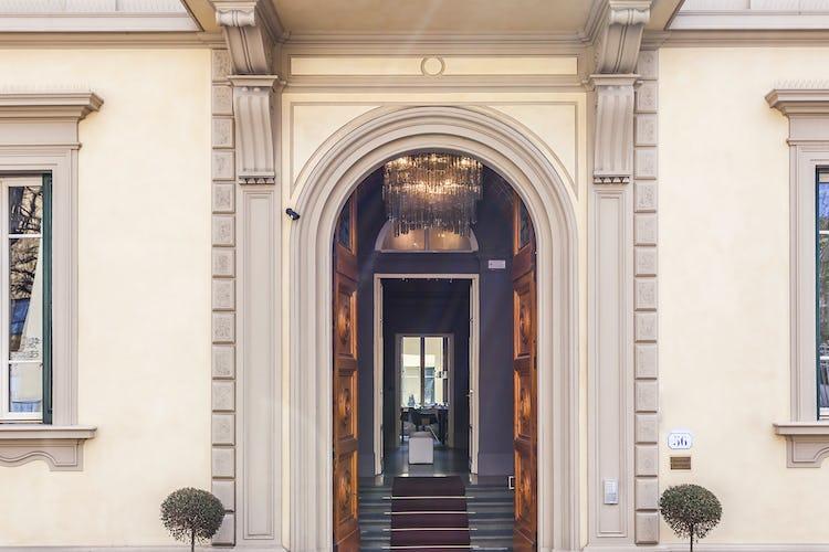 Hotel Astro Mediceo - Front Entrance