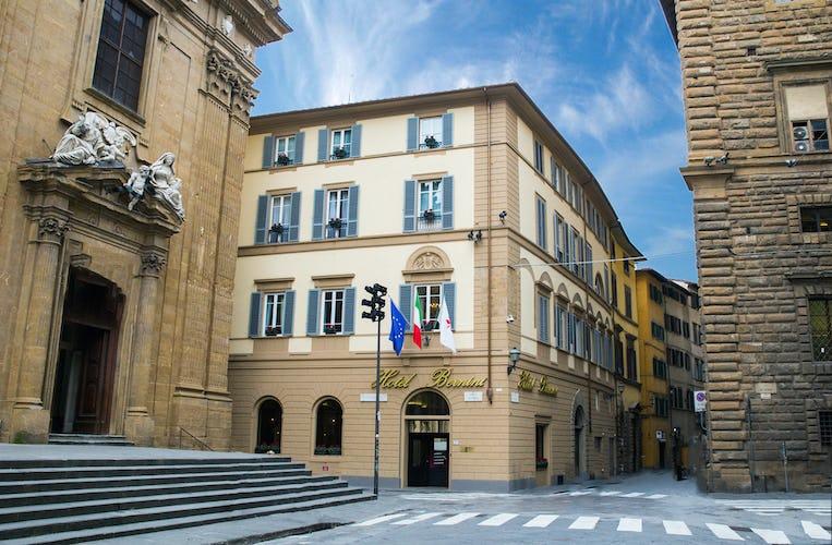 Hotel Bernini Palace - Main Entrance