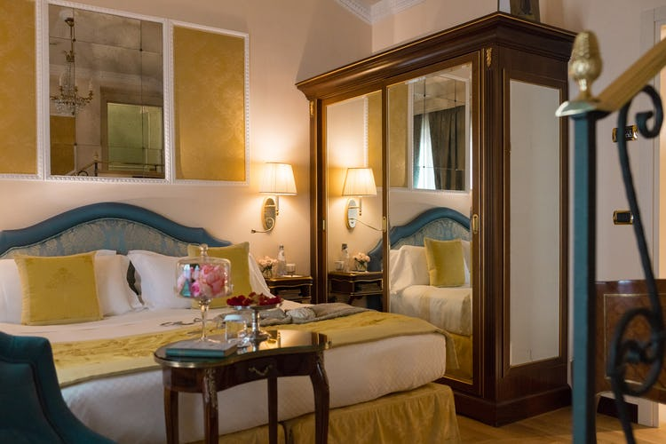 Hotel Bernini Palace - deluxe double room