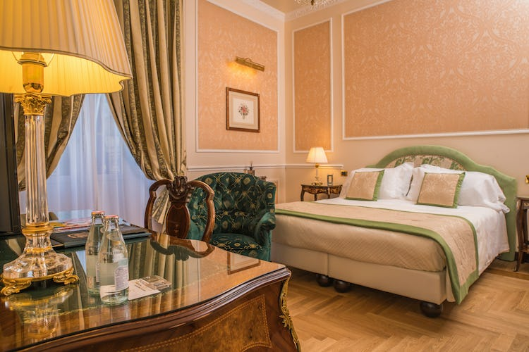 Hotel Bernini Palace - Grand Deluxe with View