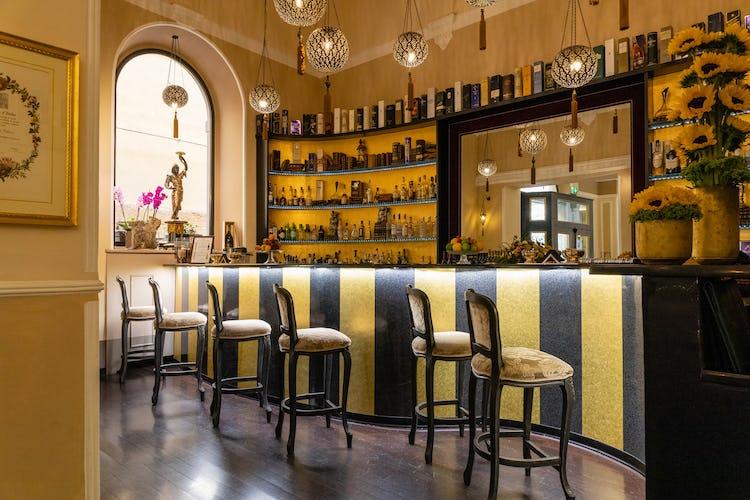 Hotel Bernini Palace - Guest Bar