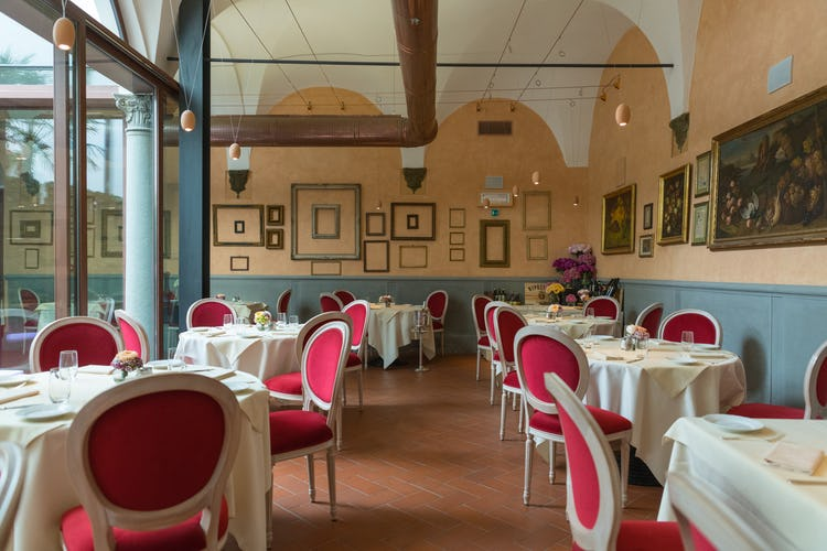Hotel Bernini Palace - Restaurant La Chiostrina