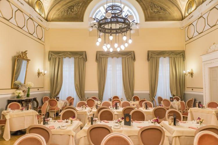 Hotel Bernini Palace - Parliament Meeting Breakfast room