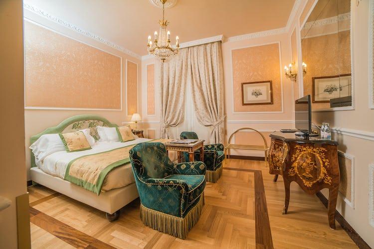 Hotel Bernini Palace - Beautiful Suite