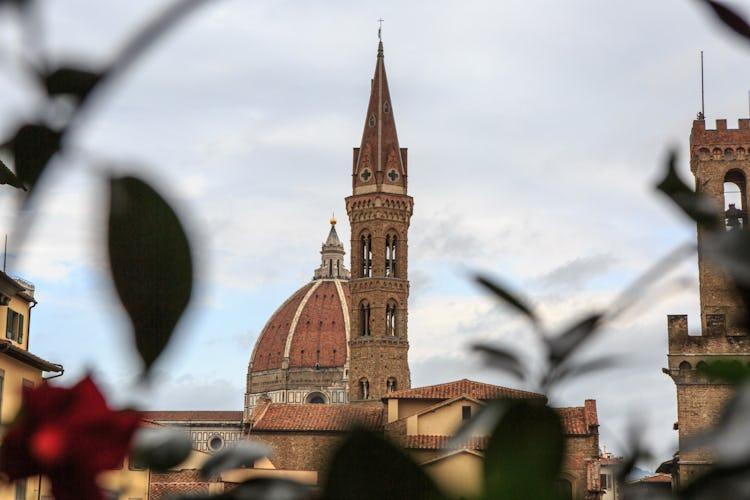 Hotel Bernini Palace - Florence skyline