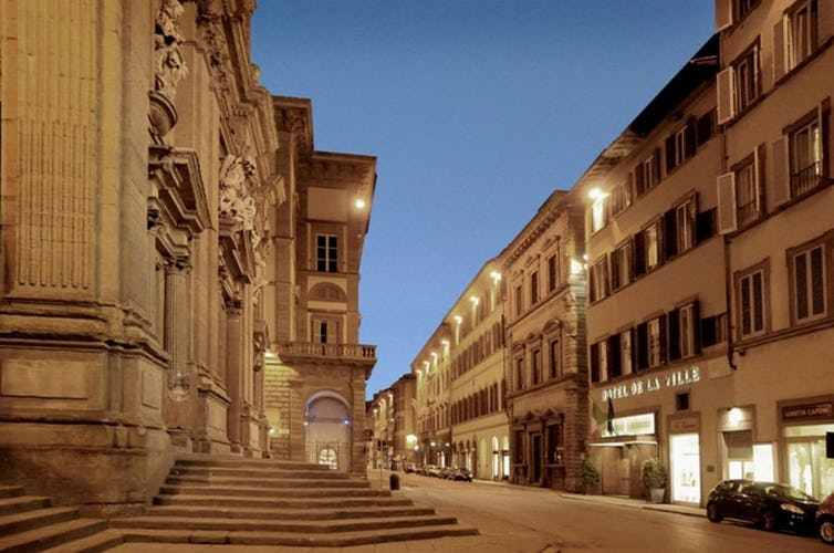 Ideal position close to many sites in Florence