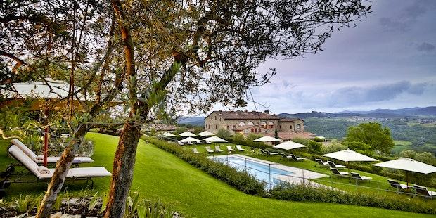 Hotel Le Fontanelle, lusso ed eleganza a Castelnuovo Berardenga