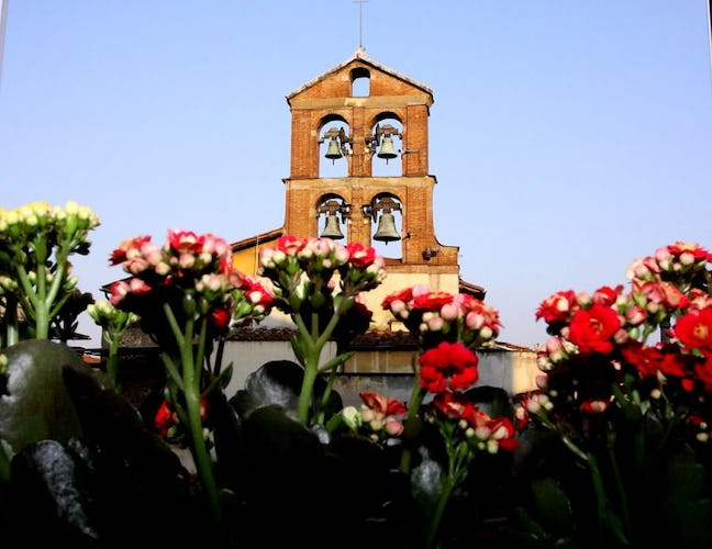 The hidden Florence with bell towers and gardens