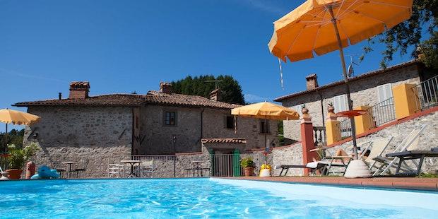 Tuscany Farmhouse I Cerretelli