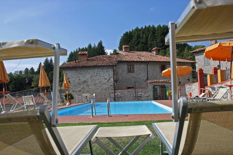 Vacanze in Agriturismo in Toscana  I Cerretelli