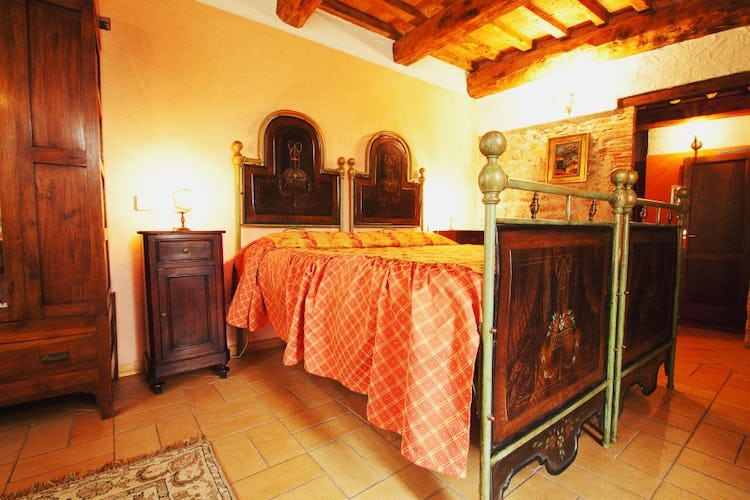 Double Room Tuscany Farmhouse I Cerretelli