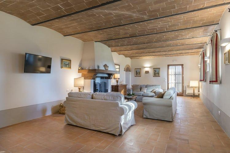 I Cipressini, villa per vacanze vicino Pienza