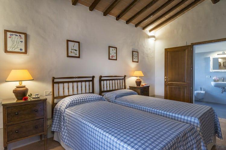 Villa I Cipressini: accoglienti camere da letto