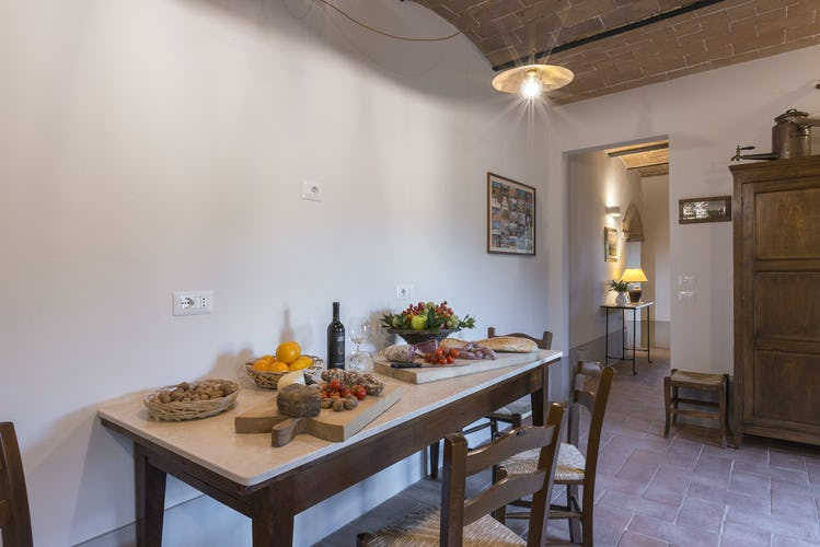 I Cipressini Villa Rental: restored with care but with modern comforts