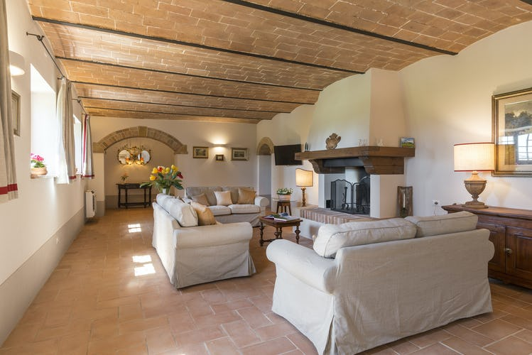 I Cipressini Villa Rental: classical Tuscan environment