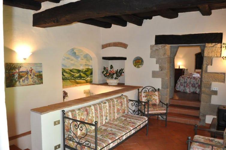 Appartamento Nibbio, interni