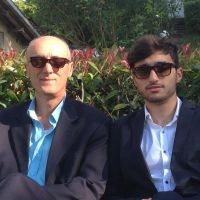 Mario & Francesco, proprietari Agriturismo i Pianelli