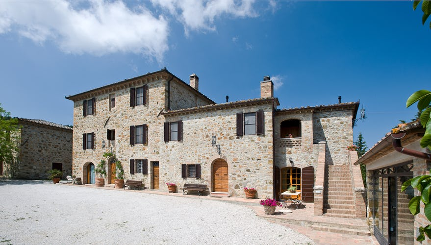 I Pianelli - Classical Farmhouse in Tuscany