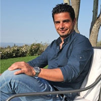 Sergio Sardelli, owner of Il Cellese