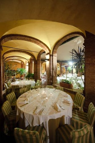 Ideal for a destination wedding  at il Chiostro del Carmine