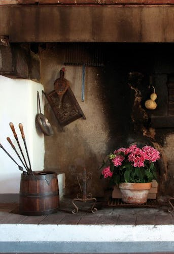 Rustic Style Country House Il Fornaccio Florence