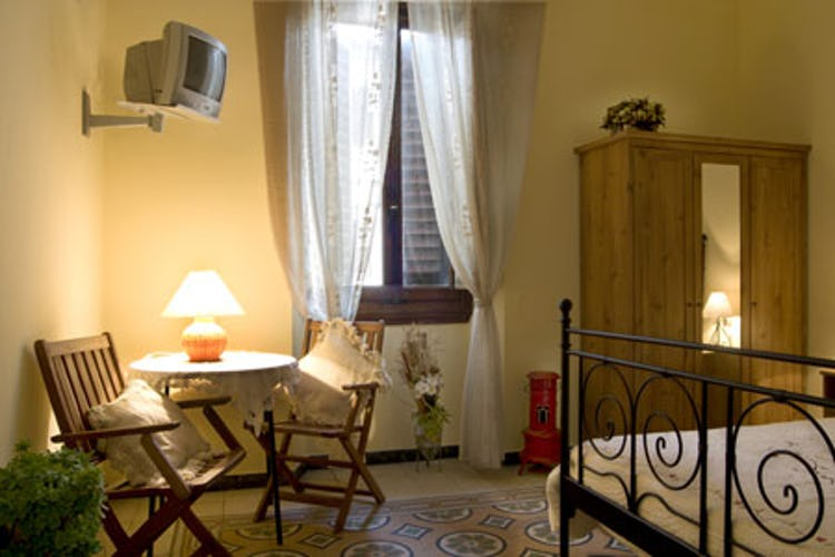 Bed Breakfast Near Florence Center Il Giglio d' Or