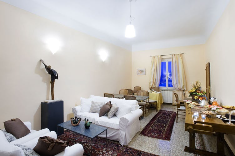 Living Room Il Palagetto Florence B&B
