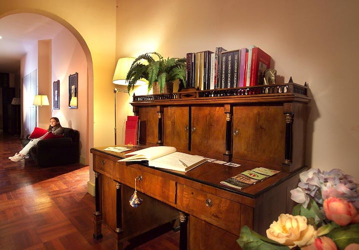 Florence Bed and Breakfast Accommodation Johanna I