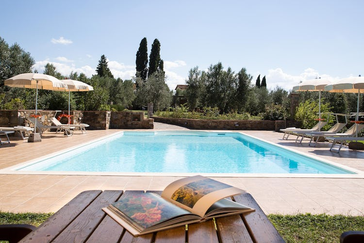 La Canigiana Chianti Holiday Home with large private pool