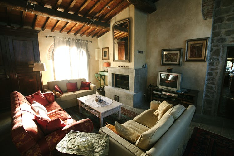 La Casa in Chianti: Comfortable Decor