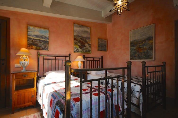 Questo appartamento nel Chianti è perfetto per famiglie con bambini
