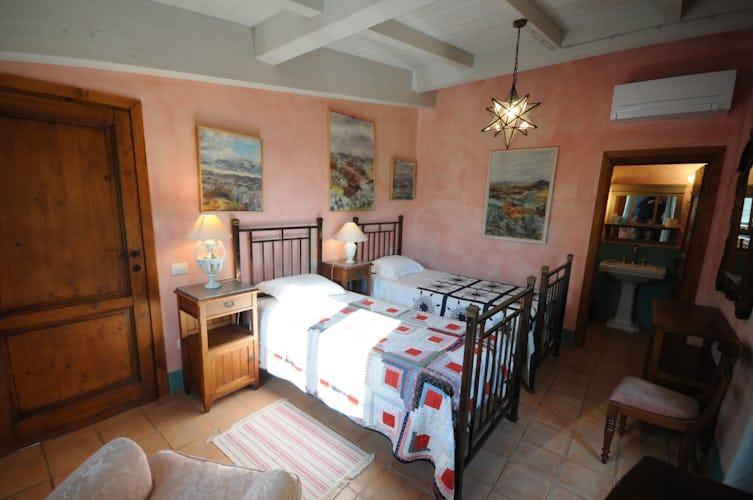 Il tuo soggiorno sarà accompagnato dalla passione per l'arte della proprietaria, che ama condividere con i suoi ospiti