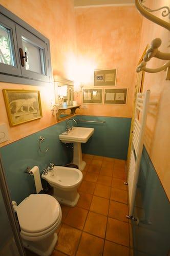 L'appartamento è dotato di due bagni, per il massimo del comfort