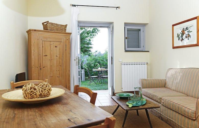 La Certaldina vanta appartamenti con una e due camere da letto