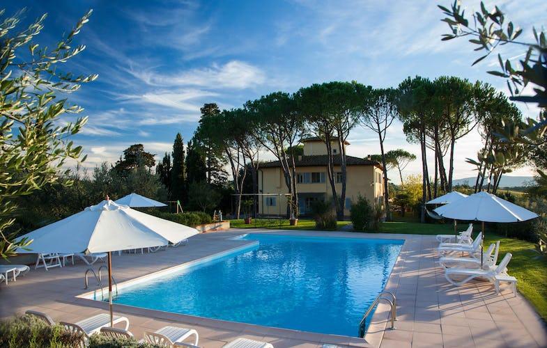 La Certaldina - appartamenti per vacanze con piscina panoramica a due passi da Certaldo