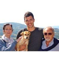 Paolo, Antonella & Edoardo, the Owners of La Paggeria
