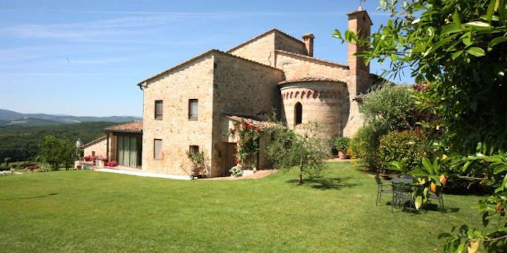 La Pieve di San Martino - Classica Panorama nella Toscana