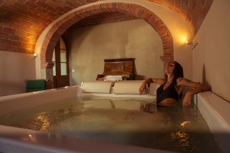 La Pieve Marsina: Reserve your time at the spa