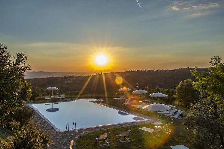 La Rocca di Cispiano: Twilight in Chianti