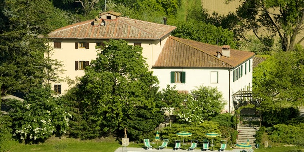 La Topaia Mugello Farmhouse near Florence