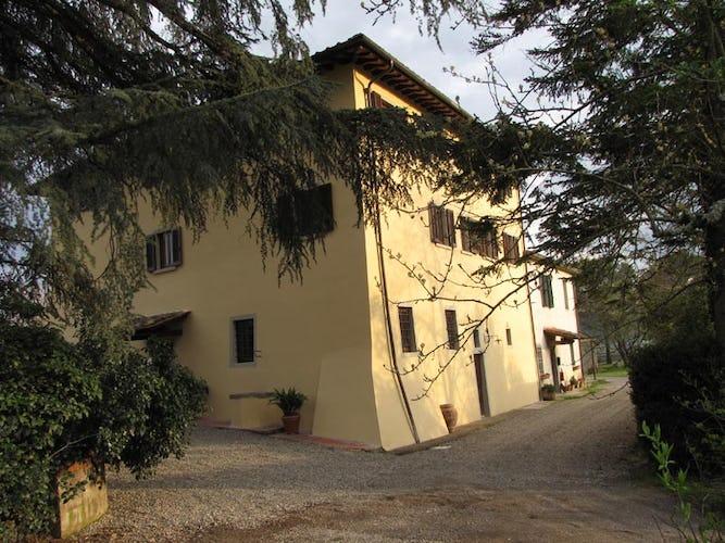 La Topaia Farmhouse Borgo San Lorenzo