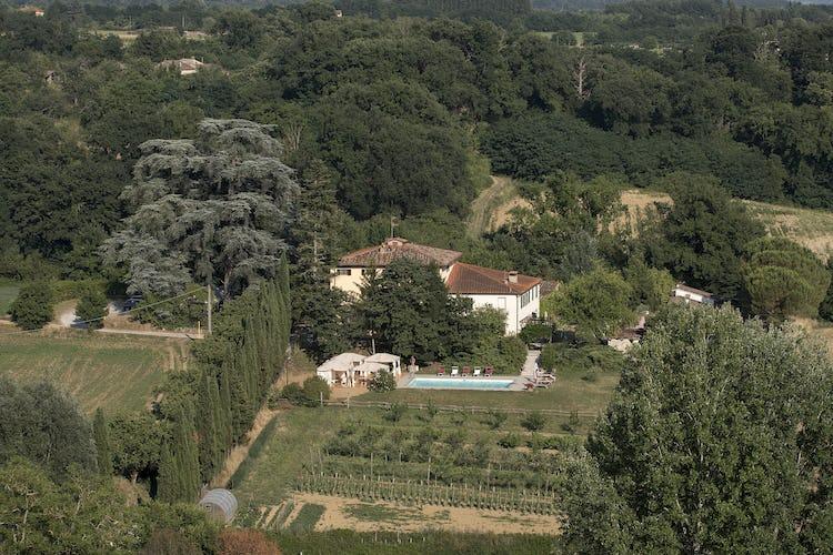 La Topaia - Farmhouse  & Poolside