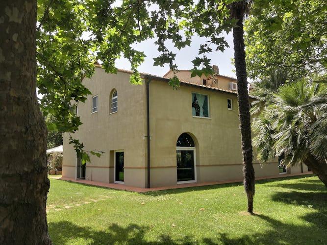 La Villa con gli Archi: un luogo magnifico dove poter scoprire le bellezze della Toscana in ogni stagione