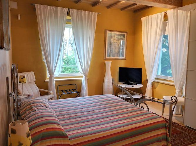 La Villa con gli Archi: base perfetta per chi vuole visitare i borghi pittoreschi locali con i loro mercatini e provare i ristoranti tradizionali