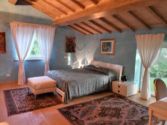 La Villa con gli Archi: wifi e ac in tutte le stanze